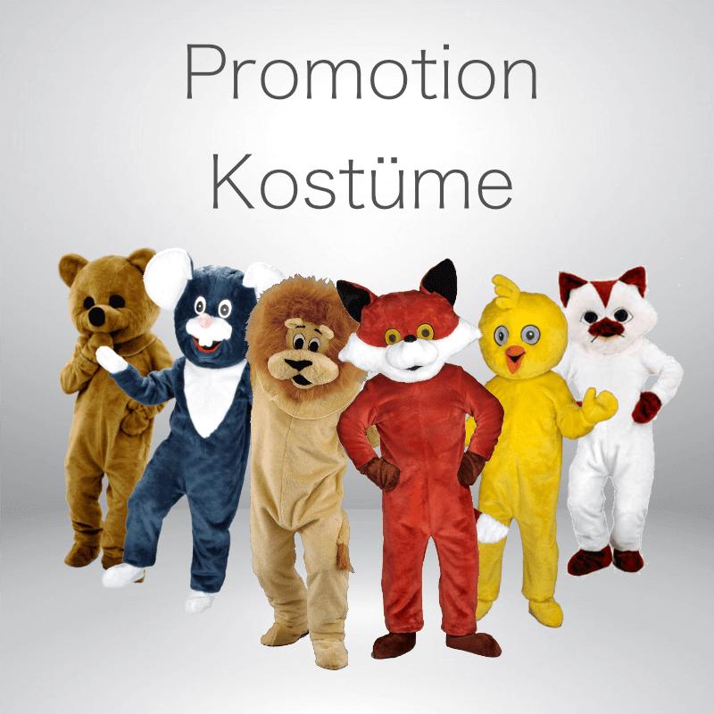 Promotion Kostüme Lauffiguren günstig kaufen